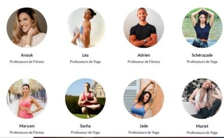 prof sport yoze