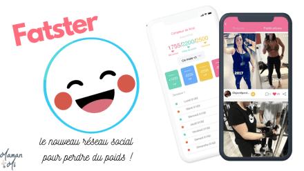 fatster réseau social application mamanmi