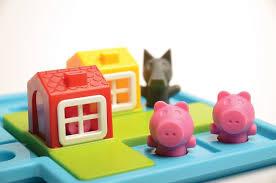 Les 3 petits cochons - Smartgames