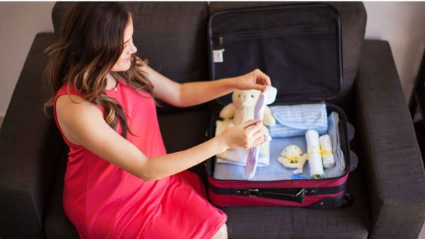 Ma liste pour la valise de maternité pour maman et bébé
