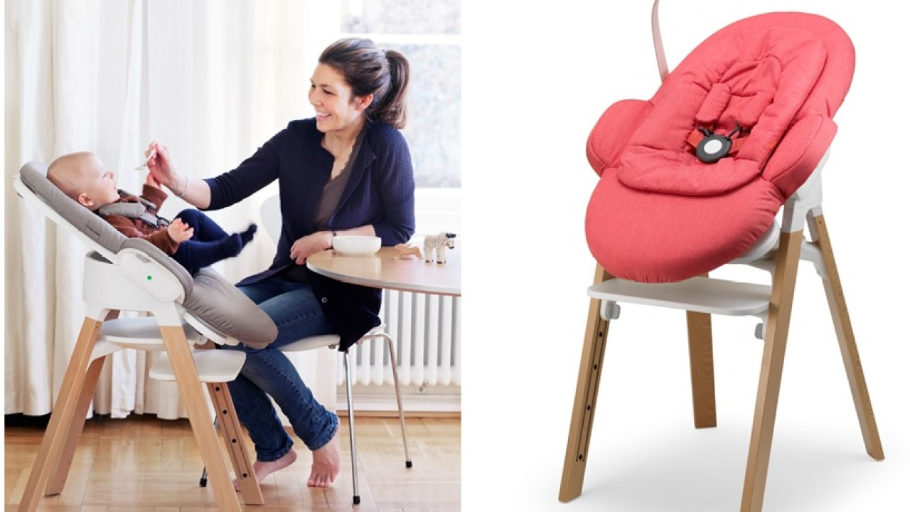 Test et avis de la chaise Stokke Steps - Maman Pavlova