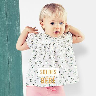 Ma selection mode pour les soldes pour une petite fille de 2 ans