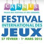 Festival international des jeux du 27 février au 1 mars 2015 à Cannes