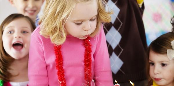 Astuces pour des anniversaires à l'intérieur avec Nestlé Family