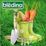 Blédina présent sur vos marchés !