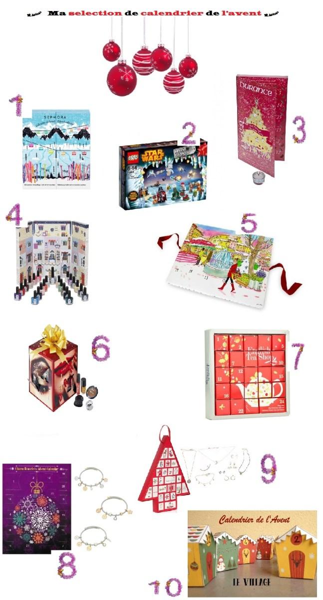 10 calendriers de l'avent 2015 pour adulte !