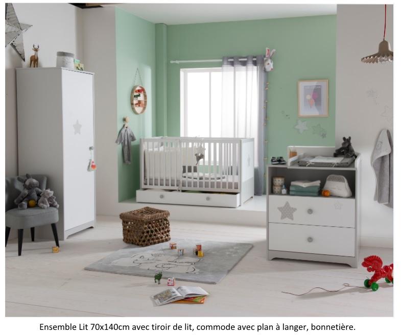 Une Chambre Toute Douce Et évolutive Avec Bébé9 Maman