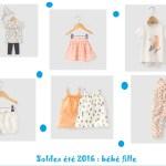 Ma sélection soldes bébé fille – La Redoute