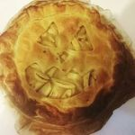 Apple pie pour Halloween