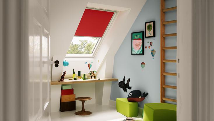 Une chambre enfants sous les combles idées d'aménagement et de déco.