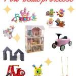 Idées cadeaux de Noël pour petite princesse en herbe !