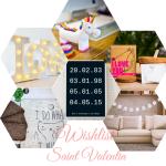 Ma WishList de Saint-Valentin ( Concours inter-blogueurs avec cadeaux folies  !)