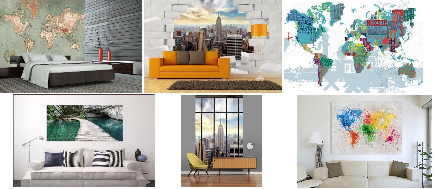tableau trompe loeil moderne effet trompe luil design. Black Bedroom Furniture Sets. Home Design Ideas