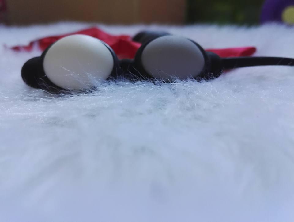 Les boules de Geisha Fifty Shades Of Grey et la rééducation du périnée !