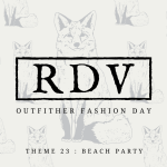 Beach Party : Rendez-vous Outfither fashion day #23