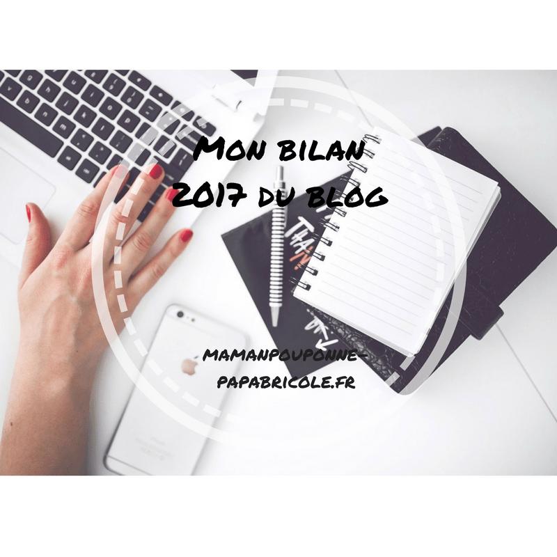 2017 bilan du blog