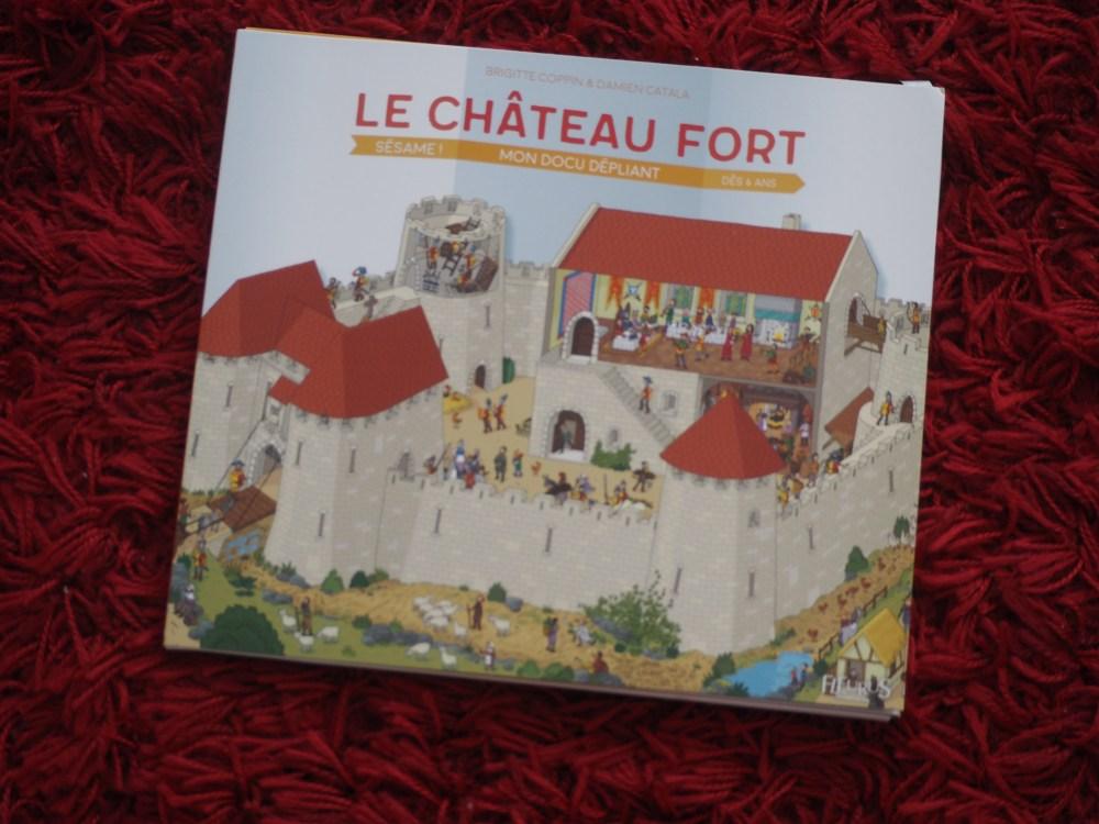 Le château fort- fleurus