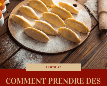 comment prendre des photos food