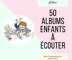 50 albums à écouter avec vos enfants
