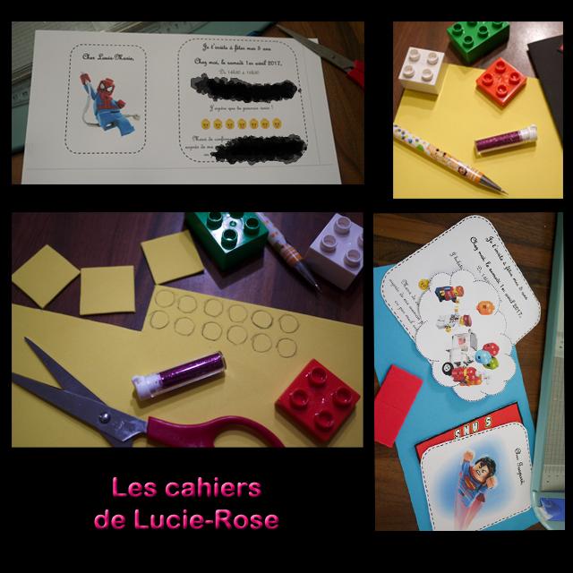 les cahiers de lucie rose
