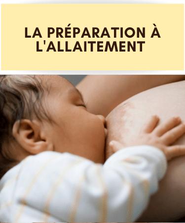 préparation-allaitement