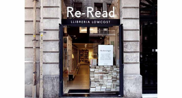 librairies re-read