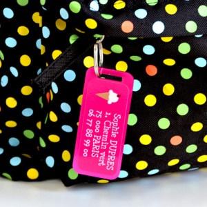 +®tiquettes de bagages - Stikets