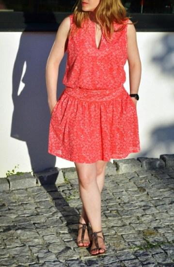 robe colorée
