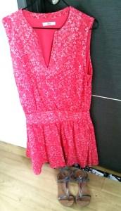 robe colorée mango