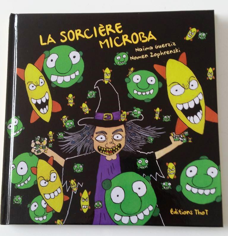 sorciere microba