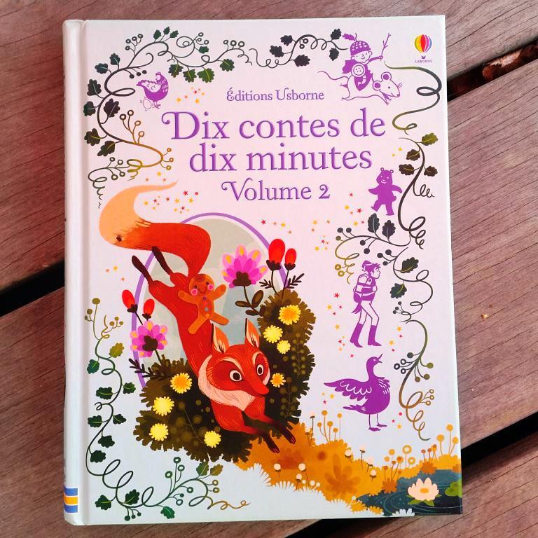 10 contes de 10 minutes