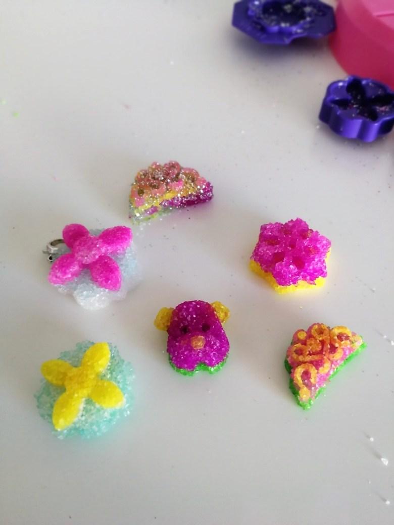 creations en cristaux