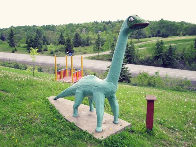 Le gros dinosaure que mon fiston aime tant!