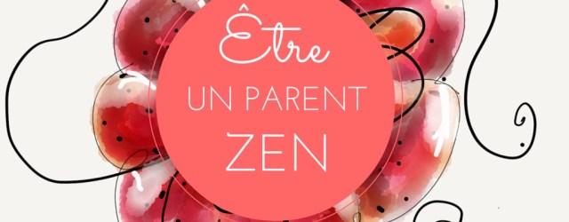 Image - Être un parent zen: Voir les miracles et apprécier chaque saisonnde la vie. Image inspirante Petit guide du parent zen, sur le blog Mamans Zen, profession: Mamas à la maison