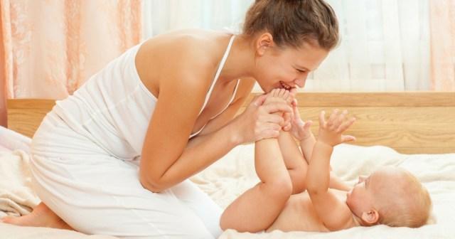 Maman à la maison et luxe de le faire - À lire sur Mamans Zen