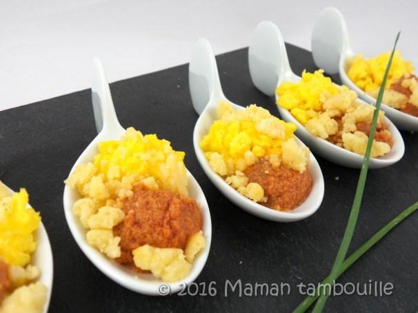 cuilleres oeuf poivron crumble21
