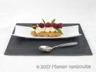 eclair tonka framboise10