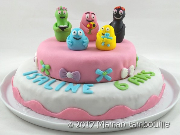 gateau barbapapa28