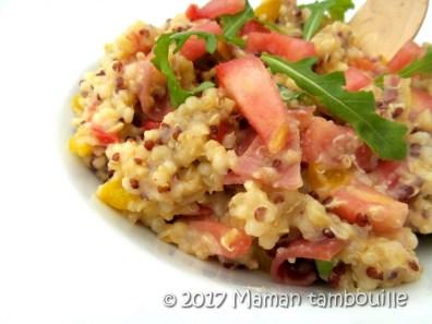 risotto quinoa18