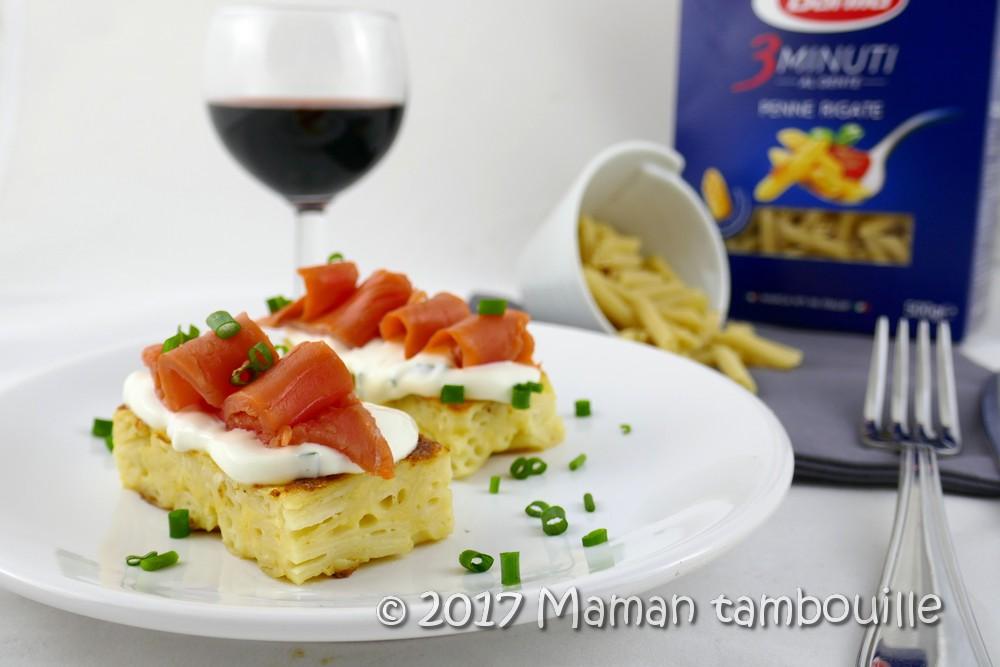 pâtes saumon26