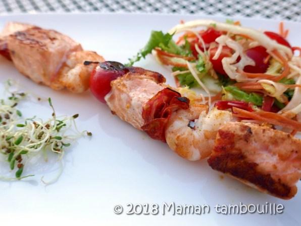 brochette saumon a la plancha12