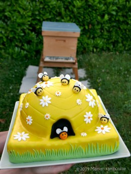 gateau abeille13