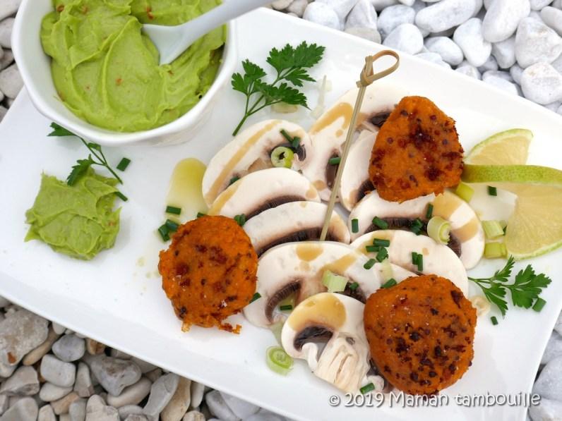 croquettes patate douce quinoa17