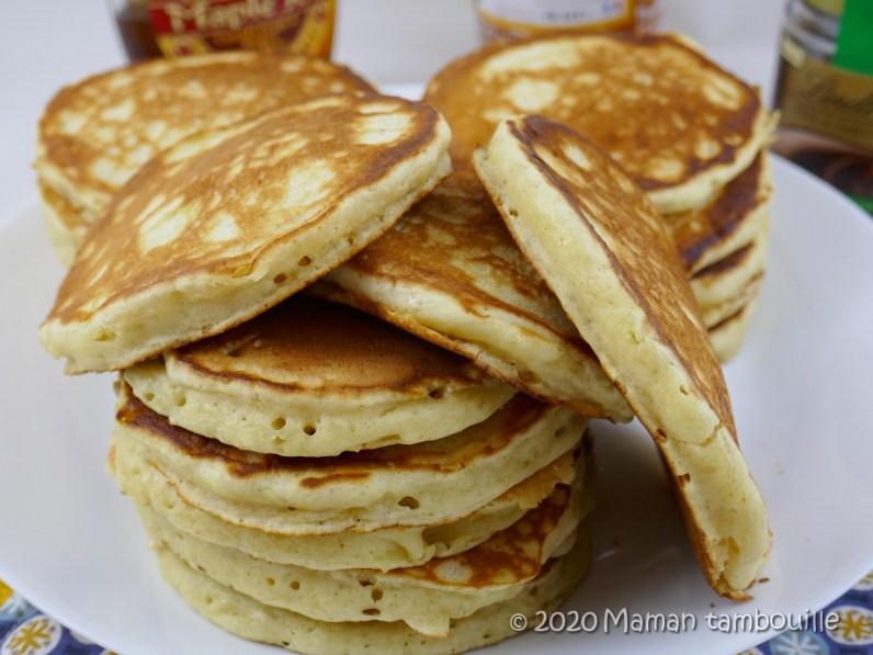pancake epais et moelleux13