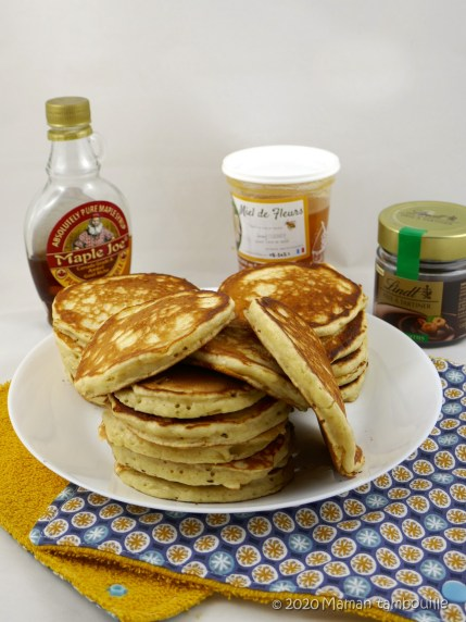 pancake epais et moelleux16