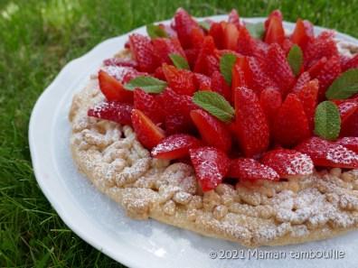 tarte aux fraises23