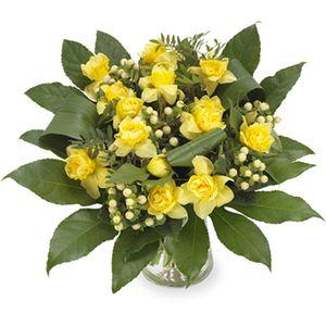 bouquet-jonquilles-fete-grand-mere