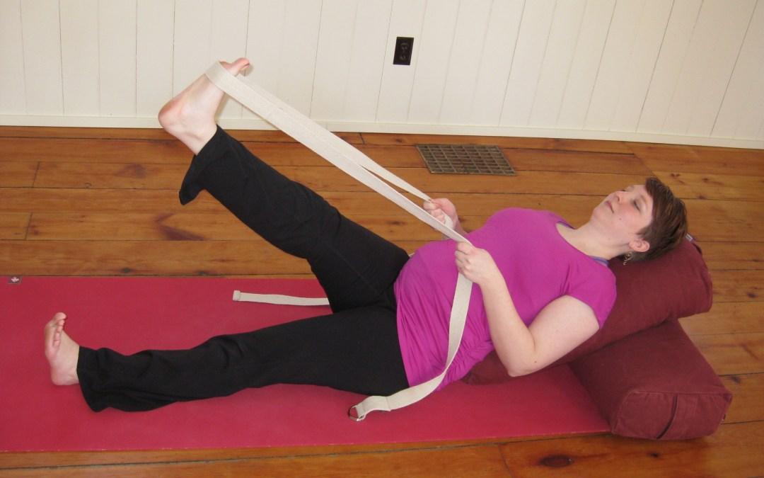 Yoga for Restless Leg Syndrome