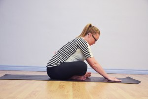 Yoga for Piriformis Syndrome 2