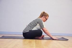 Yoga for Piriformis Syndrome 2